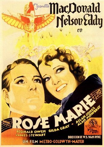 "Rose Marie  (1936) ""Rose-Marie"" de W.S. Van Dyke - tt0028207"