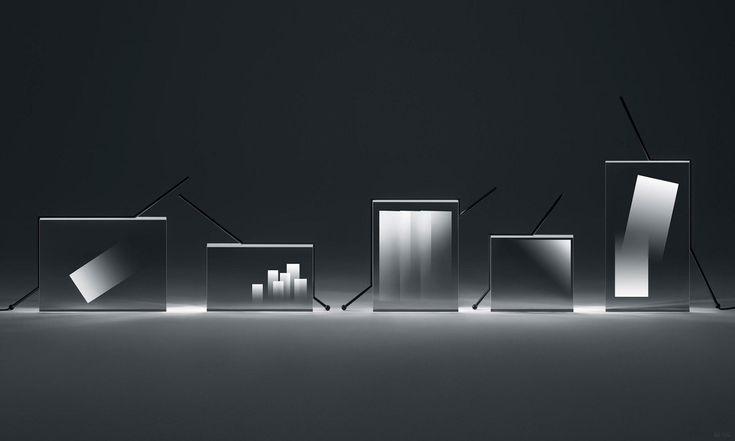 Nendo navrhlo svítidla Light Fragments jako poctu Isamu Noguchimu