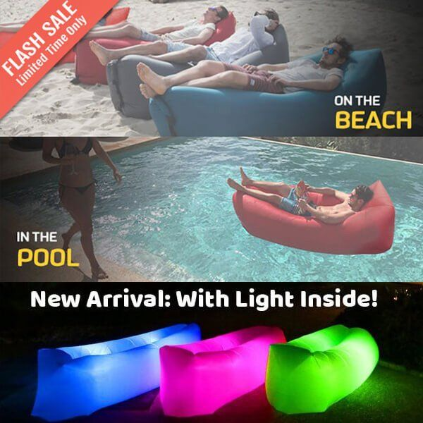 Inflatable Air Lounge – New Version 2017