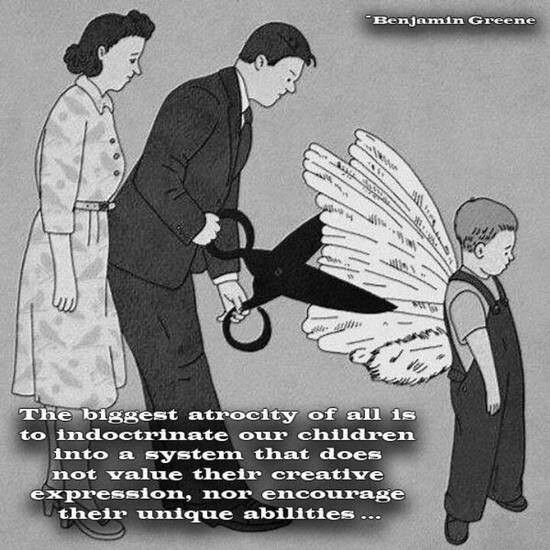 Give your children roots & wings, and let them fly. Let them fly.