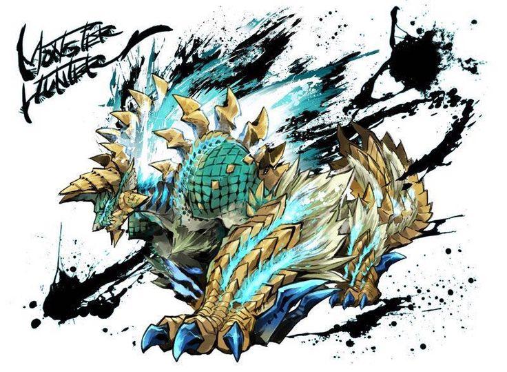 Monster Hunter Fanart
