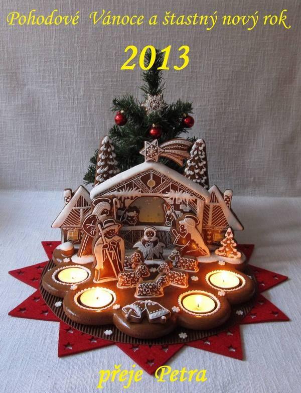 přání - Lit 3D Gingerbread Cookie Scene Candleholder #Gingerbread
