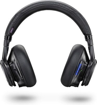 Plantronics Backbeat Pro Wireless Bluetooth Headphones. Great battery, long-range Bluetooth, active noise-cancellation, comfortable, strong, easy controls.Compare and buy online with low price.