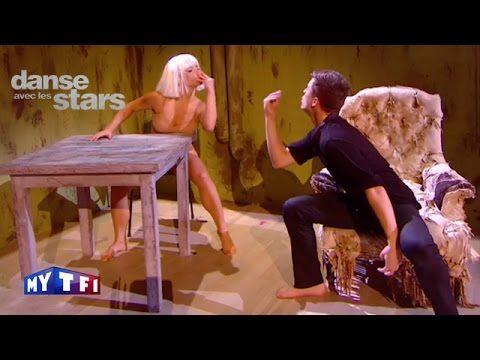 """La danse contemporaine de Loïc Nottet et Denitsa Ikonomova sur """"Chandeli..."""