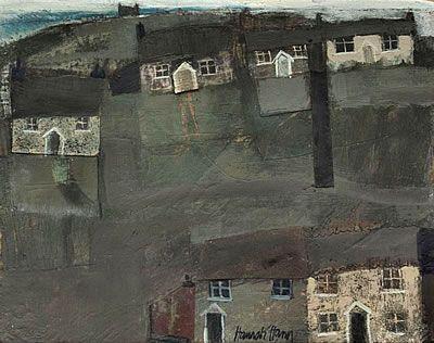 Derelict Crofts by Hannah Hann