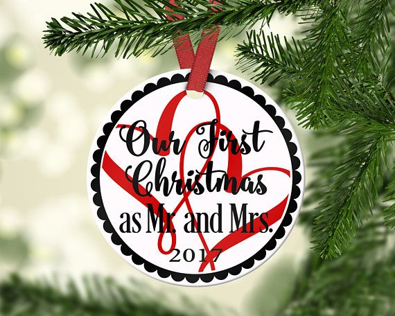 7 best gift images on Pinterest  First christmas married