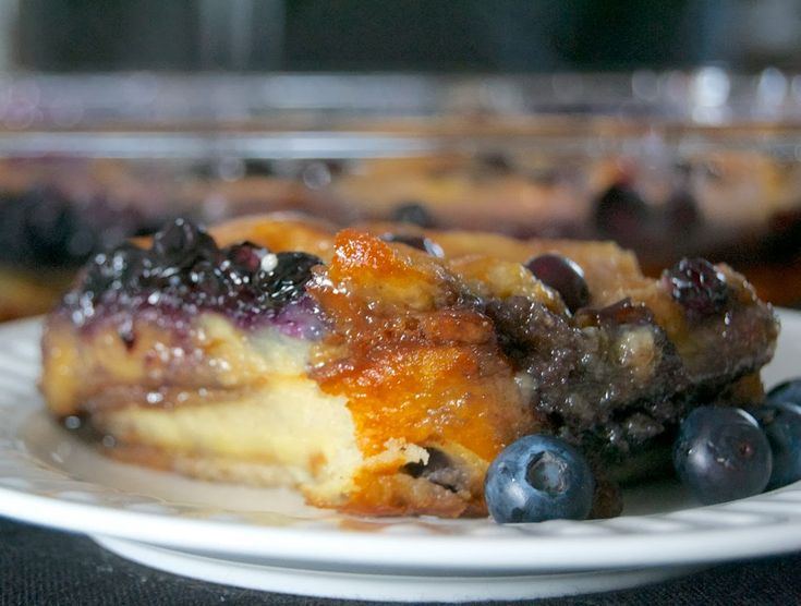Baked Blueberry Waffles - 365 Days of Baking & More