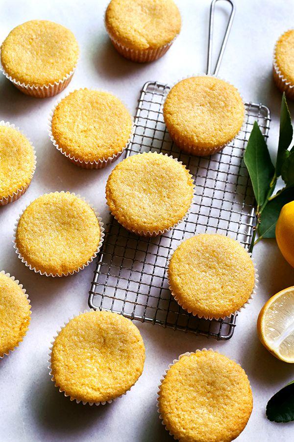 Lemon Polenta Muffins image