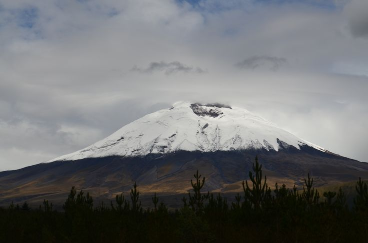 Sharing a Taxi With Four Strangers #TravelStories #Cotopaxi #Ecuador