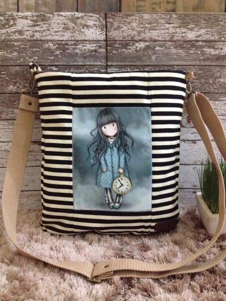 gorjuss sling bag