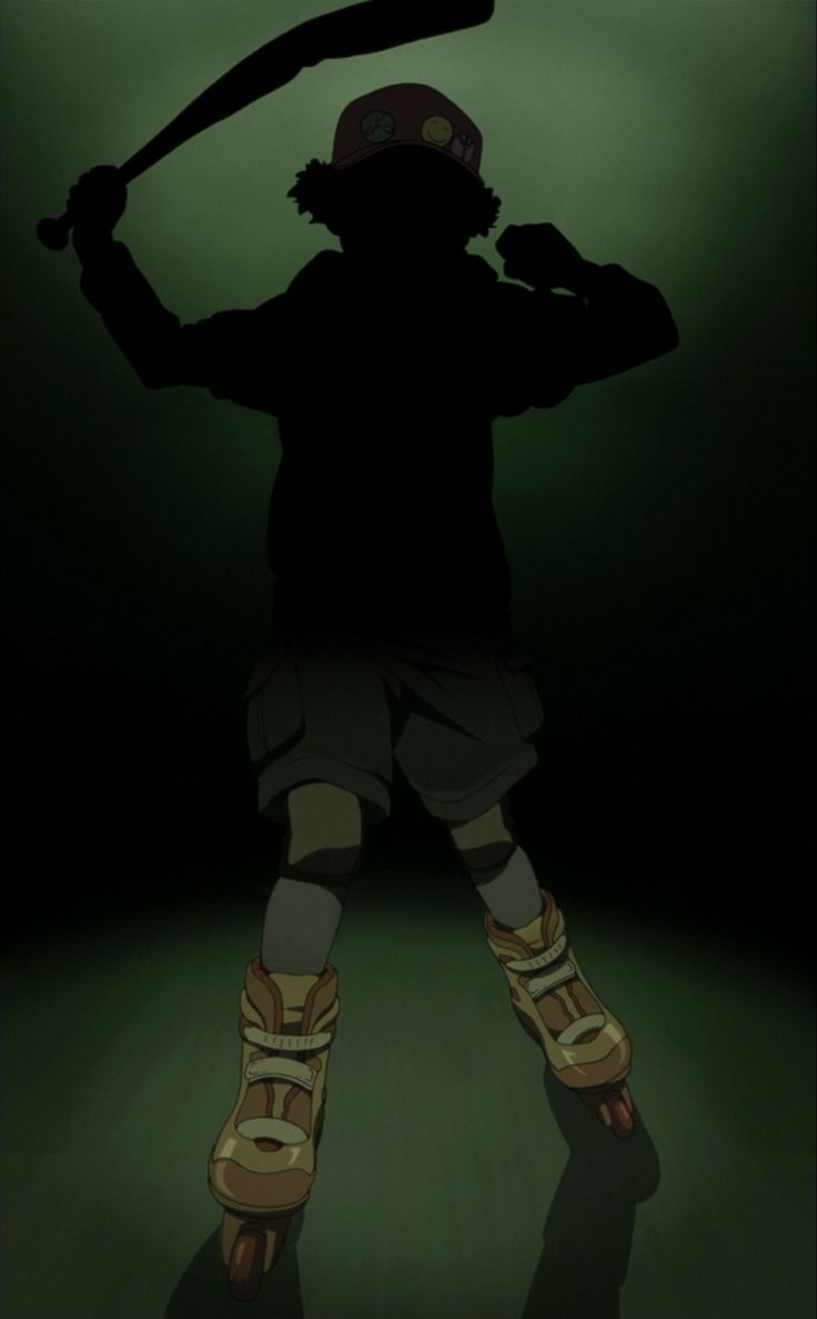 Paranoia Agent (2004)Full image here. (1920x3098 3.57 Mb)