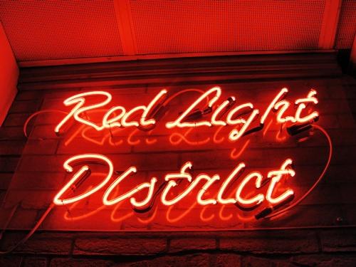 Distrito da Luz Vermelha.