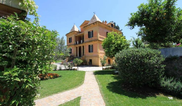 Housination, Corfu Villa Dante