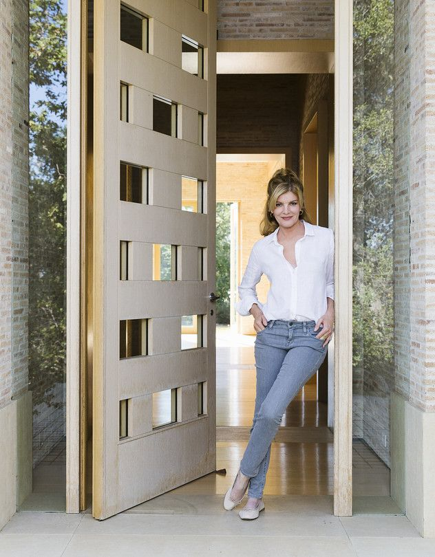 Actress Rene Russo, some of her story of how she got out of a hard neighborhood.