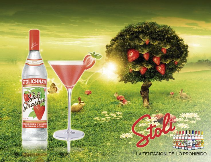 Campaña Stolychnaya ccc: Fruto prohibido