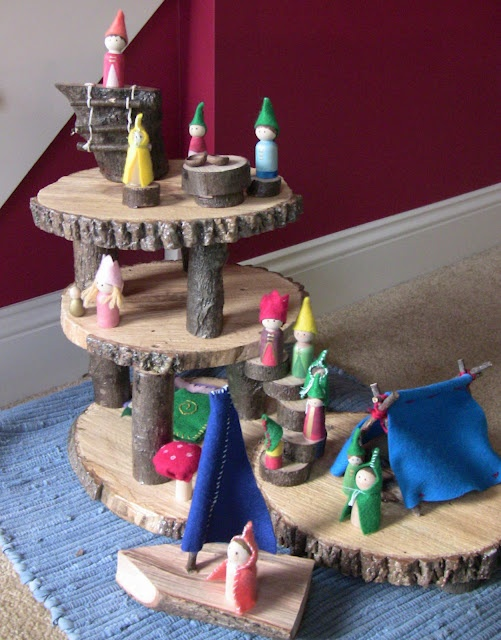 Simple and Joyful: Gnomes are Everywhere
