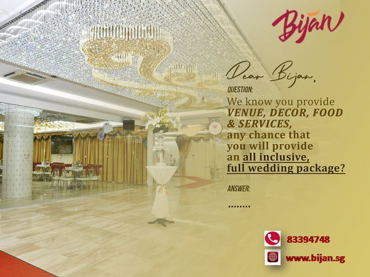 Pin On Malay Wedding Package