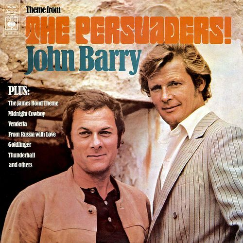 Awesome theme music ---> John Barry - The Persuaders