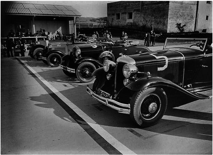 Старейший оригинальный автодром в мире: удивительная трасса Террамар - Парфюмерная мастерская.