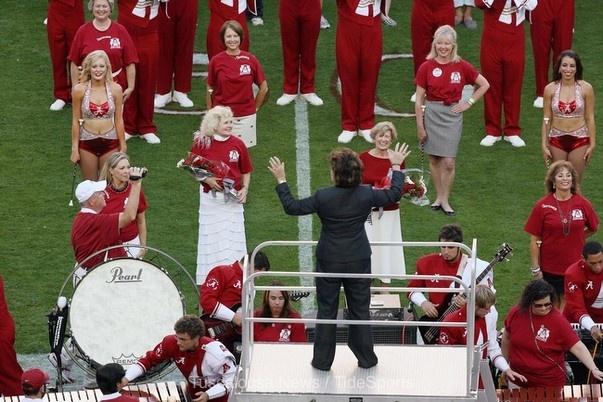 University Alabama Crimsonettes 2012