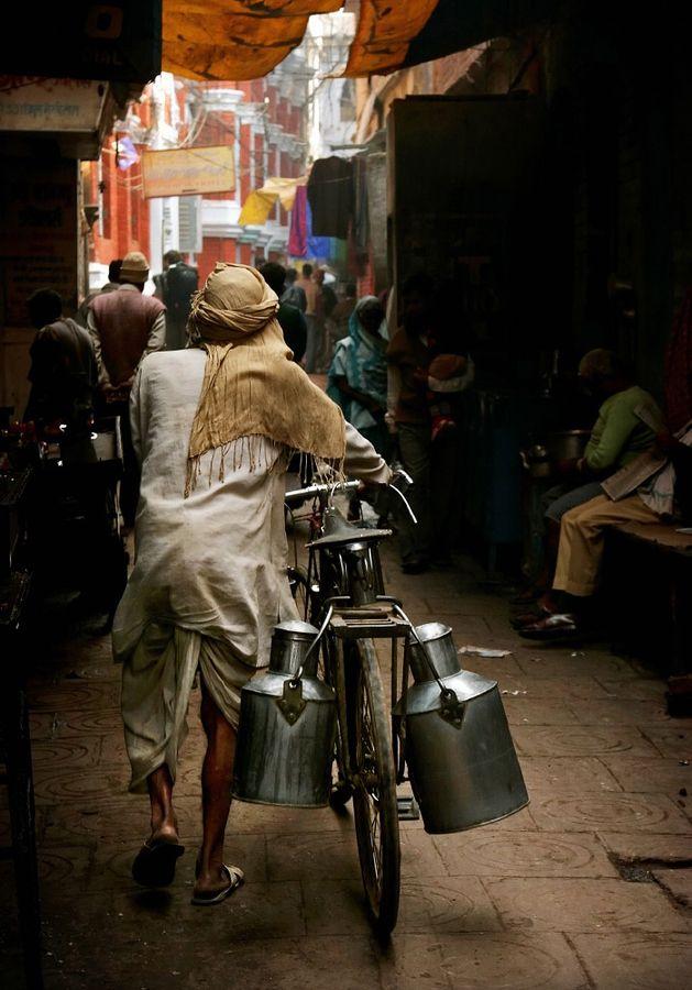 Varanasi, india by Gerald Gay, via 500px