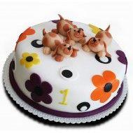 Tort Catelusii Veseli