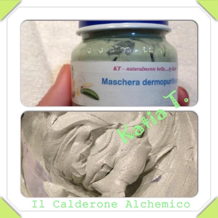 Il Calderone Alchemico Cosmesi Home Made: MASCHERA DERMO-PURIFICANTE (Katia T.)