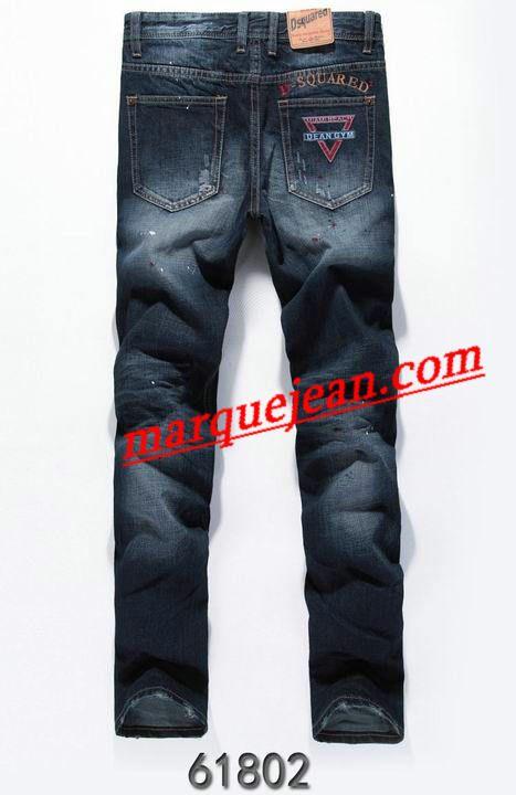 Vendre Jeans Dsquared2 Homme H0023 Pas Cher En Ligne.