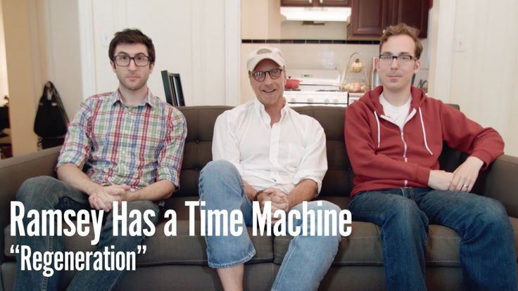 Comedy Writer Ramsey Ess Dies and Regenerates Into Chris Elliott in His Series 'Ramsey Has a Time Machine' http://laughingsquid.com/comedy-writer-ramsey-ess-dies-and-regenerates-into-chris-elliott-in-his-series-ramsey-has-a-time-machine/