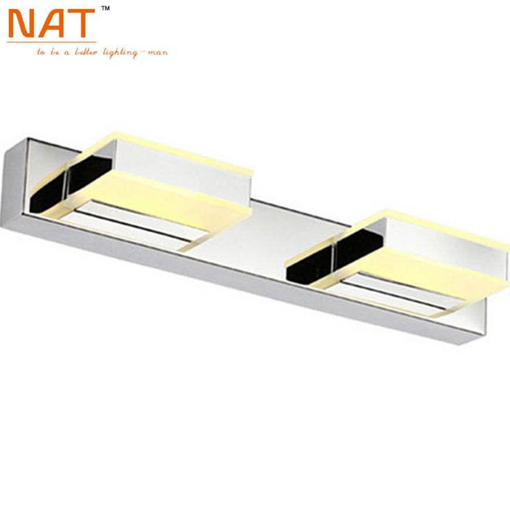 Find More Wall Lamps Information About 8w Acrylic Material Bathroom Mirror  Lighting LED Wall Lamp Decorative