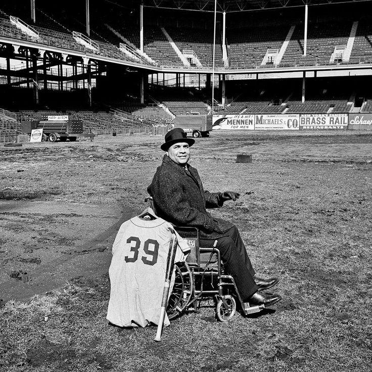 The Week on Instagram Baseball history, Roy campanella