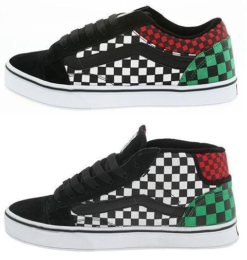 Dustin Dollin is a pro skater from Australia, and the No Skool is his signature shoe. Vans No Skool 2 – Dustin Dollin Collection By G-Roc -  Jan 25, 2008