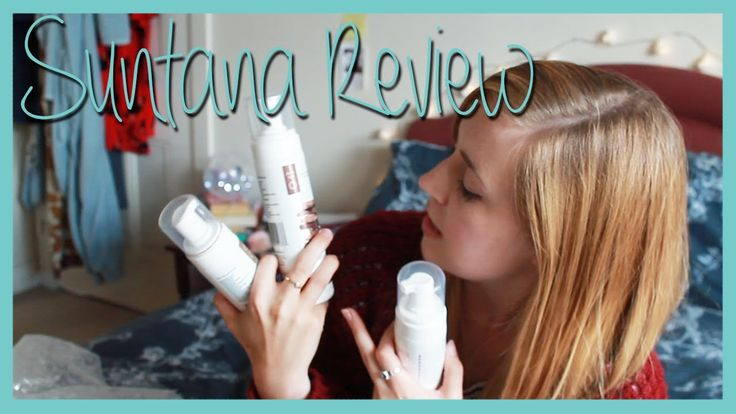 Suntana Tanning Mousse Review | Rachybop