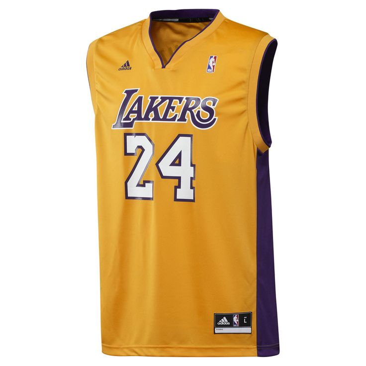 It is a shirt American basketball Lakers team of angeles, orange and purple, has no slevees is beautiful, its cost is £43.
