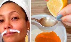Harina de avena y miel para elimina el vello facial