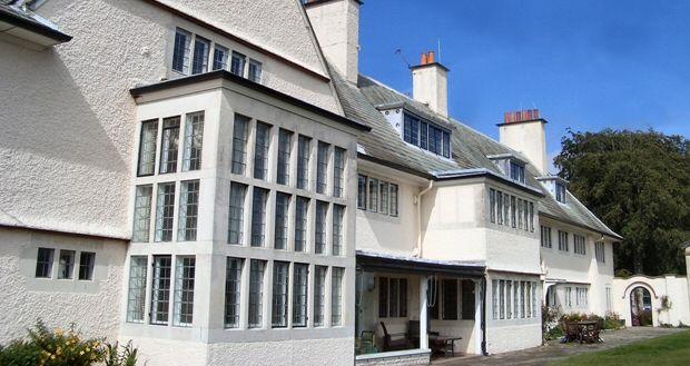 Greyfriars House by Voysey