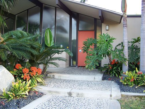 Image result for mcm tropical courtyard