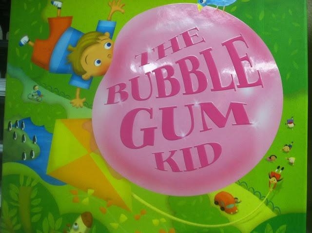 Bubble Gum Fun! (Math, Writing, & Reading)