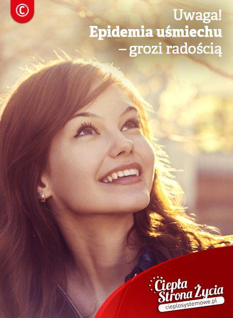 Czy wiecie, że uśmiechając się do ludzi, możemy ich zarazić radością? Udowodniono, że jeśli uśmiechniemy się np. do przechodnia, to z dużym prawdopodobieństwem on uśmiechnie się bezinteresownie do kolejnej osoby. W ten sposób uruchamiamy bardzo pozytywną reakcję łańcuchową - falę uśmiechu. Przeczytajcie dlaczego to tak działa #cieplerelacje #energia w życiu.