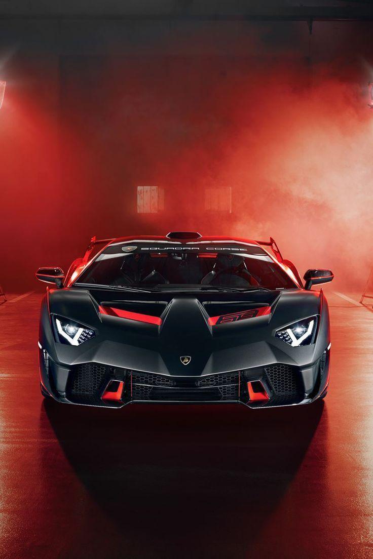 Sc18 The Unconventional Model Of The Lamborghini Aventador