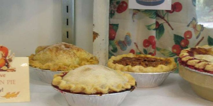 Sweetie Pies | Travel Wisconsin Located in picturesque Door County, Wisconsin, on the bluffs above the village of Fish Creek, Sweetie Pies offers a scrumptious selection of handmade pies. Our customers say nobody makes them better, except maybe Grandma!