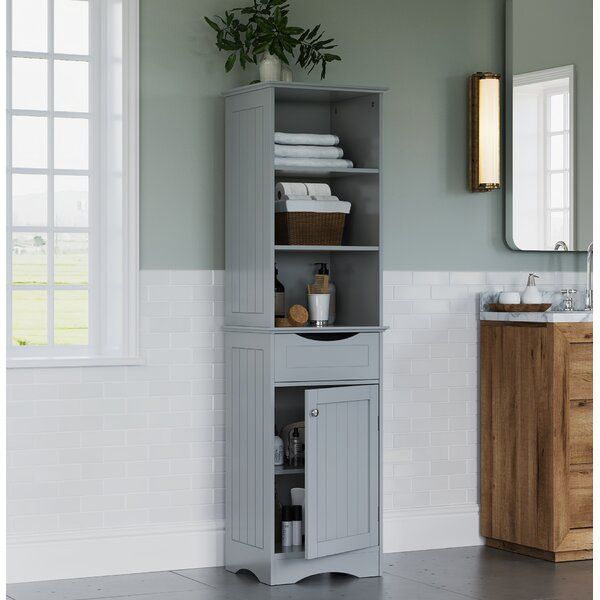 24+ Wall mounted bathroom linen cabinets best