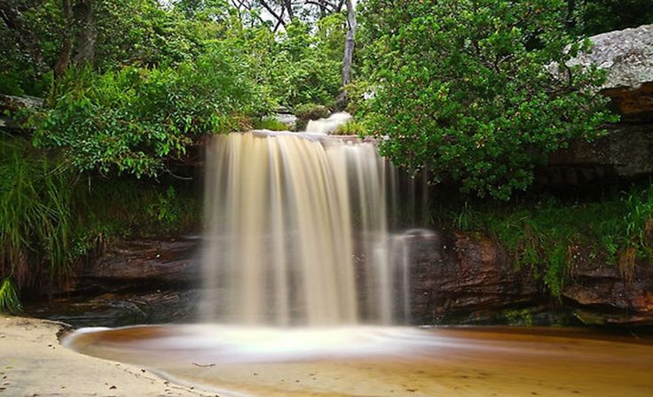 Five Waterfalls Near Sydney You Can Swim Under