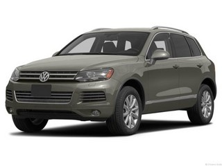 2013 Volkswagen Touareg $476/Month $0 Down Payment.