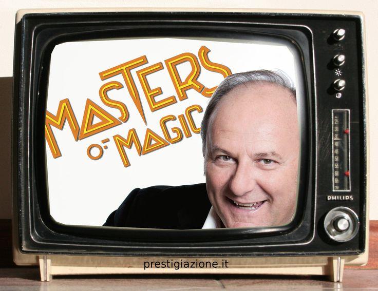 gerry scotti masters of magic 2015