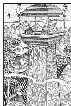 discworld coloring pages | 356 best Doodles to Color images on Pinterest