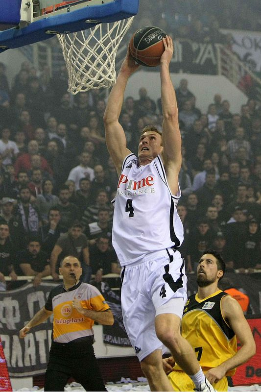 Aris vs Paok Basket League