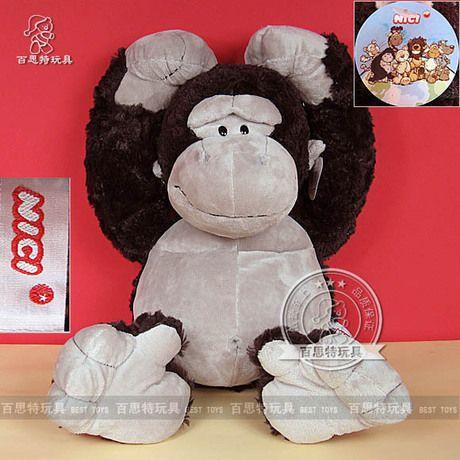 Чучела животных Джунгли Серии 80 см плюшевые шимпанзе обезьяна игрушки куклы большой подарок бесплатная доставка w300