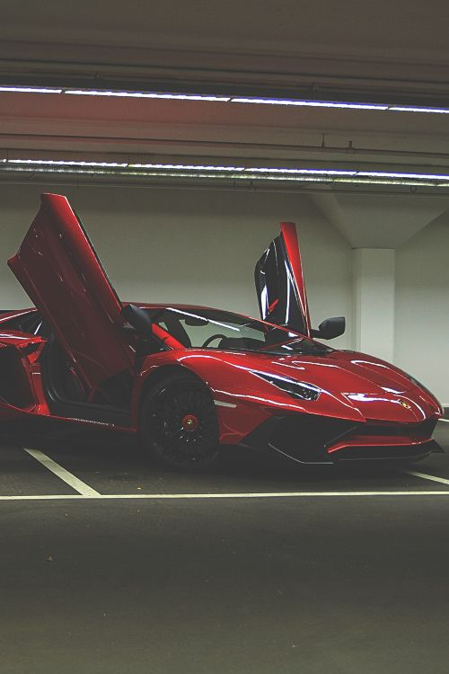 supercars-photography: Aventador Superveloce || source