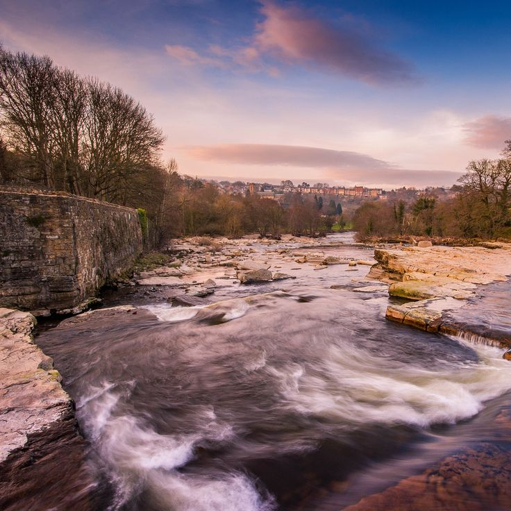 https://flic.kr/p/GrDdQQ | Go With The Flow. | Taken at Richmond, North Yorkshire on 21/03/2016.